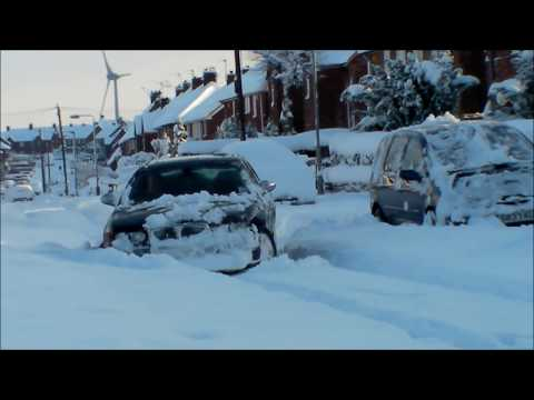 An idiot driving in the snow from YouTube · Duration:  48 seconds