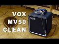 Download Vox MV50 Clean - EVERYTHING you need to know! MP3 song and Music Video