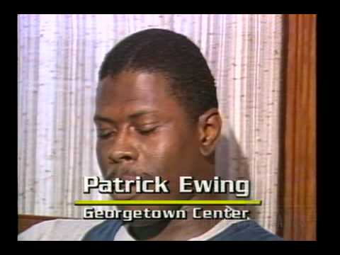 Patrick Ewing interview with John Thompson at Georgetown