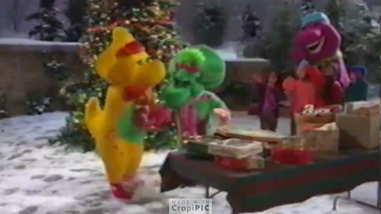 It\'s Bye Bye to Baby Bop and BJ! (Barney\'s Christmas Star) - YouTube