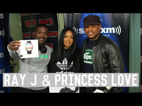 Ray J and Princess Love Consider Under Water Birth For New Baby and Tech Company Raycon Global