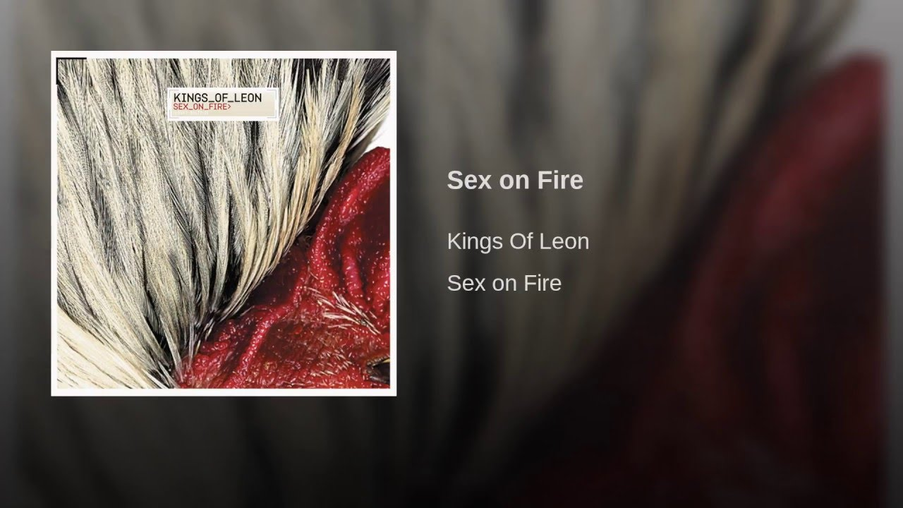 Kings of leon sex on fire richard sharkey #9