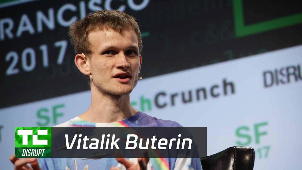 Decentralizing Everything with Ethereum's Vitalik Buterin | Disrupt ...