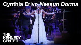 "Cynthia Erivo - ""Nessun Dorma"" (Puccini) 