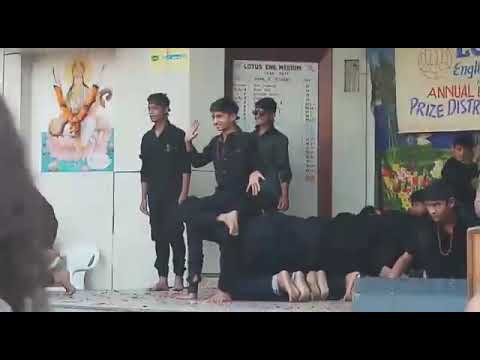 Lotus school dance