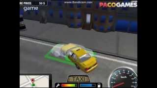 New York taxi - film/game/reality