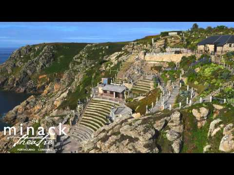 The Minack Theatre by Sky Pixel Films