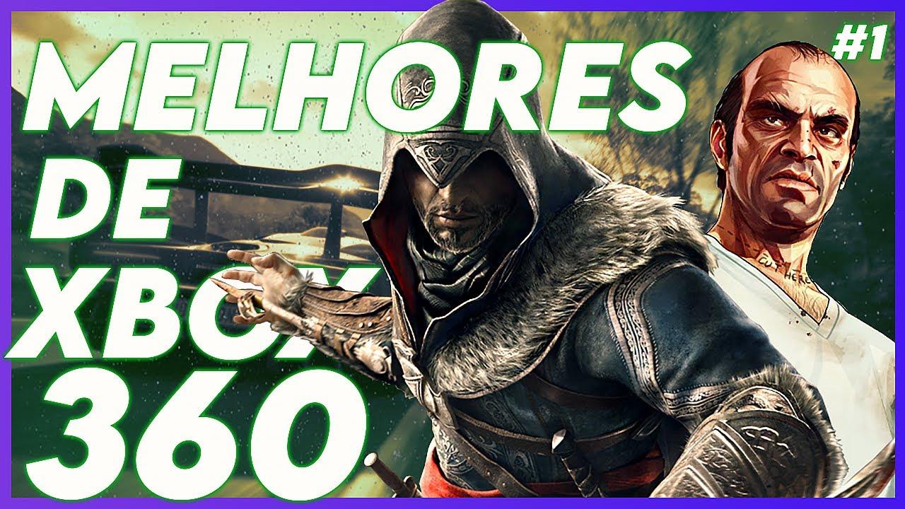 Download OS 10 MELHORES JOGOS DO XBOX 360