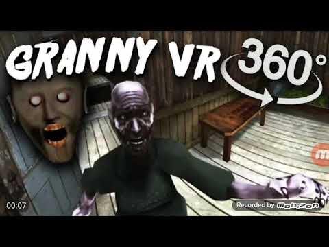 Анимации балди и гренни в 360 градусов