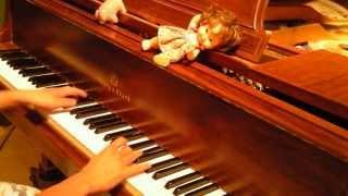 「Turkish March/トルコ行進曲」 を弾いてみた~piano~【Arr. Fazil Say】