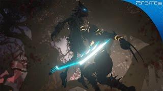 ps site com shadow of the beast   paris games week 2015 trailer