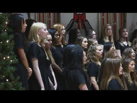 Tallassee High School Music Department Christmas Concert
