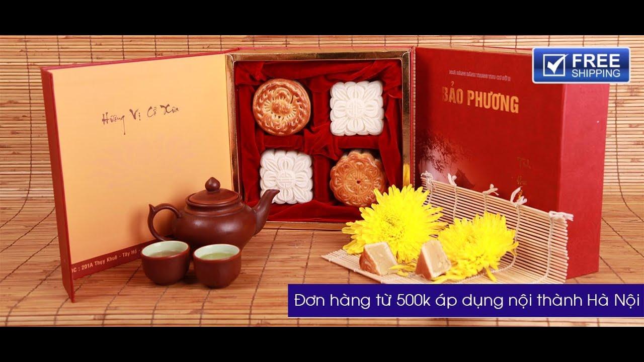 Hướng dẫn mua Bánh trung thu Bảo Phương Thụy Khuê mà không phải xếp hàng chờ #banhtrungthubaophuong
