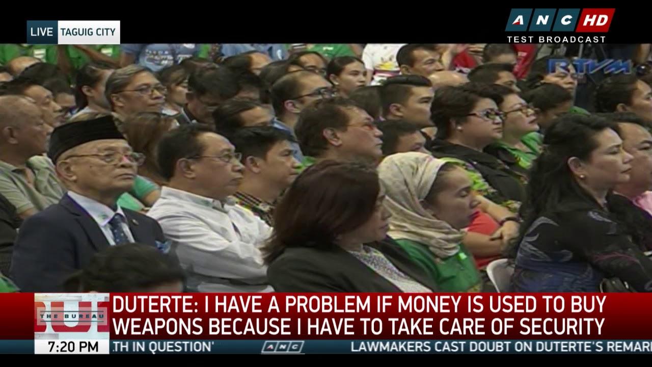 Duterte says he shelved plan to bomb Marawi's Grand Mosque