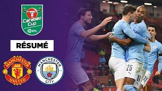 Résumé : City remporte le derby de Manchester et file en finale