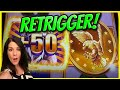 OMG, WHAT ‼️ 😍NEW BUFFALO GOLD SLOT WITH A WHEEL 😍 - YouTube