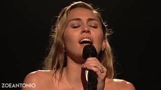 Miley Cyrus - I Would Die For You (Live)