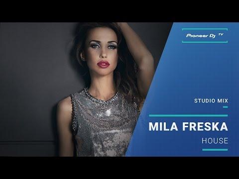 DJ Mila Freska /house/ @ Pioneer DJ TV   Moscow