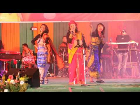 Bodo Bagurumba - Sung by Kalpana Patowary