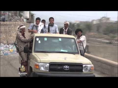Borbe u jemenskoj pokrajini Ta'izz