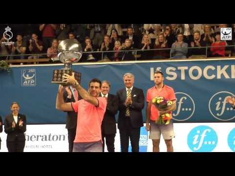 del Potro winner of If Stockholm Open 2016