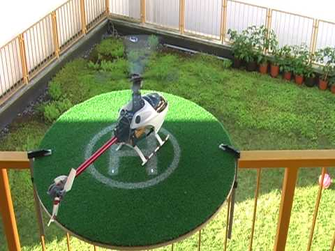 Thunder Tiger Innovator Heliport with Lights