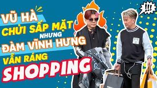 Đàm Vĩnh Hưng Bị Vũ Hà Chửi Sấp Mặt Những Vẫn Ráng Shopping Ở Hà Lan | Đôi Bạn Lầy Nhất Showbiz Việt