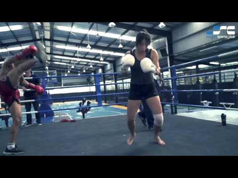 Muay Thai Training Funny - Saigon Sport Club