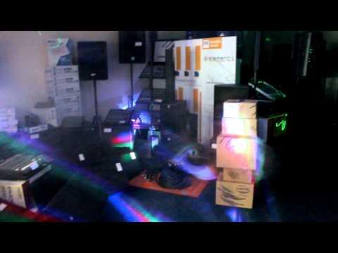QTX NEUTRON LIGHT EFFECT PREVIEW - Music Gear Direct