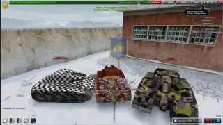 Стрим по игре Tanki Online (19.02.2014) - Миникотик