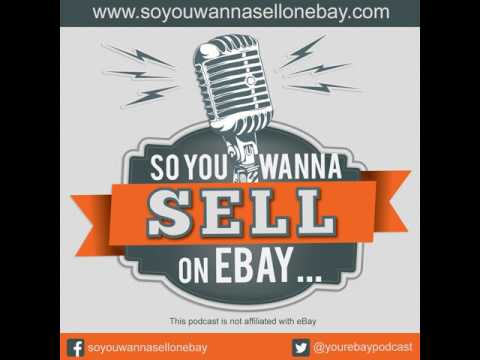 107: So You Wanna Sell On eBay - Jennifer Santiago