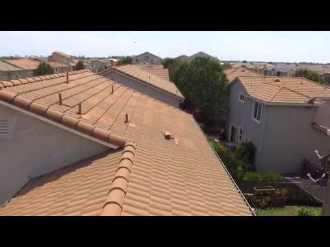 InsideOut Home Inspection- Sacramento Roof Inspection with drone
