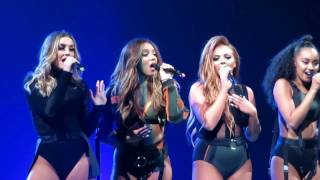 Video Little Mix - Touch LIVE - Orlando, FL - 04/15/17 [HD] download MP3, 3GP, MP4, WEBM, AVI, FLV Desember 2017
