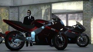 FUNK | GTA 4 Bike Stunts | Imperial Skullz