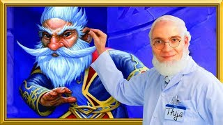 Only High IQ Legend Millhouse Manastorm Plays Here