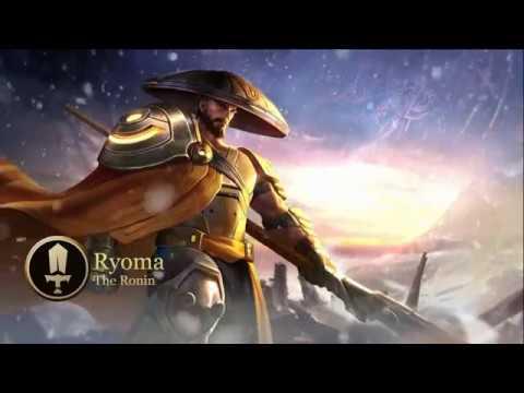 Ryoma Aov Hero Spotlight