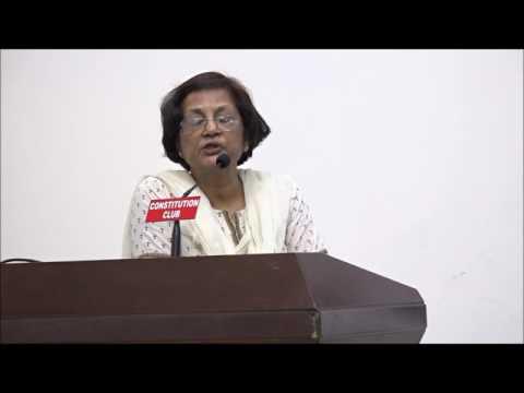 Dr  Meenakshi Jain on BRAINWASHED REPUBLIC