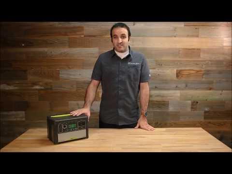 Goal Zero Yeti 400 Lithium Product Overview