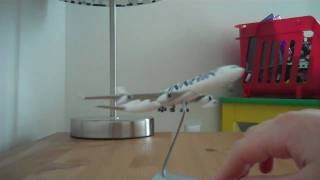 Gemini jets Finnair A340 300 New Colors!!! Unboxing