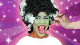 Bride of Frankenstein | We Love Face Paint