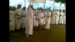 عرضة غير شكل - We no speak americano - Saudi dance - ORIGINAL