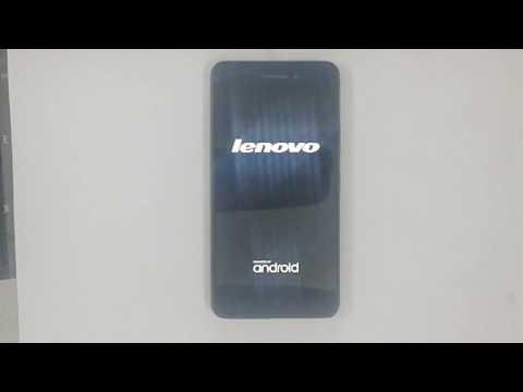 Lenovo S60 Hard Reset || Soft Reset