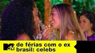 MC Rebecca chega chegando na Any | De Férias com o Ex Brasil Celebs Ep. 01
