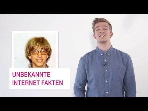 Social Media Post: Unbekannte Fakten über das Internet - Netzgeschichten