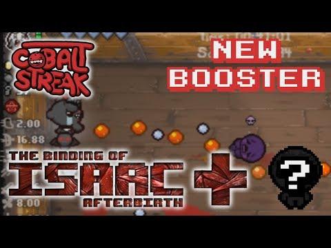 Afterbirth+ Random Streaks! 9-0 - New Booster! - Cobalt Streak