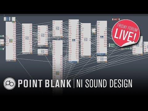 Native Instruments Sound Design - FM8, Absynth, Monark, Maschine (FFL!)