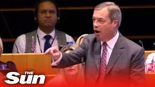 Download Farage: 'You patronising stuck up snob!' Mp3 and Videos