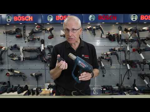 Видео обзор: Фен технический BOSCH GHG 23-66
