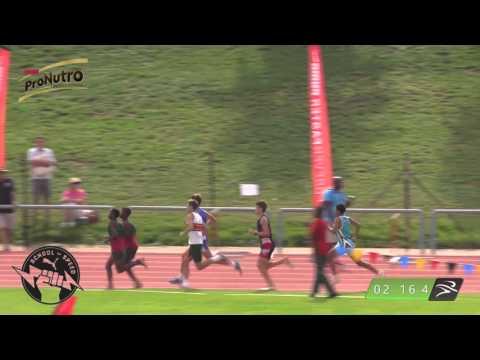 2016 Pretoria A-Bond Interhigh - Boys 16 1500m