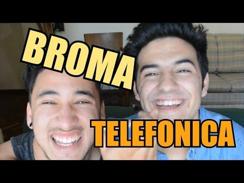 BROMA TELEFÓNICA PESADA A UN AMIGO | Dos Bros